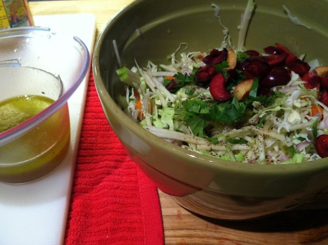 apple cherry slaw 2