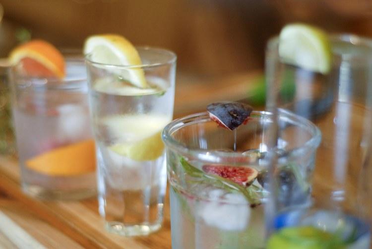 DIY Mocktail Bar