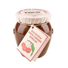 Dalmatia Sour Cherry Spread: foodie with a life suggest cheese accessories