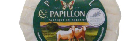perail papillon: cheese recommendation