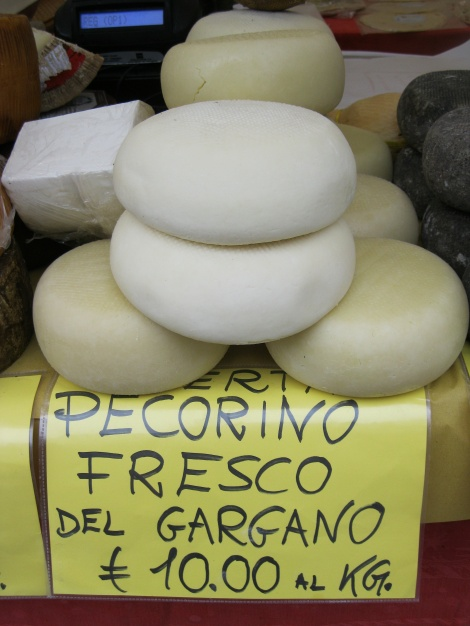 pecorino: foodie with a life