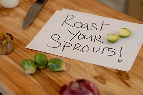 brussel roast your sp