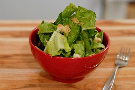 pecorino, homemade-breadcrumbs, garlic, lemon, greens, fresh, healthy-salads