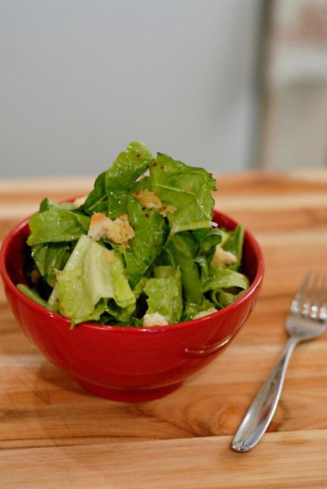 pecorino salad: foodie with a life