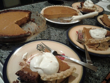 pie both slices: foodie with a life