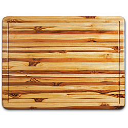 Proteak-Rectangle-Teak-Cutting-Board-with-Hand-Grip-and-Juice-Canal-P14159470